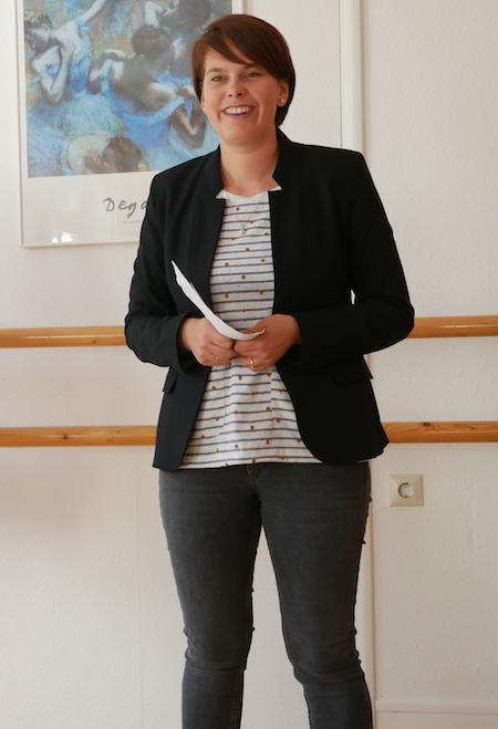 Jana Heinzelmann - Mamanehmer - Speakerin