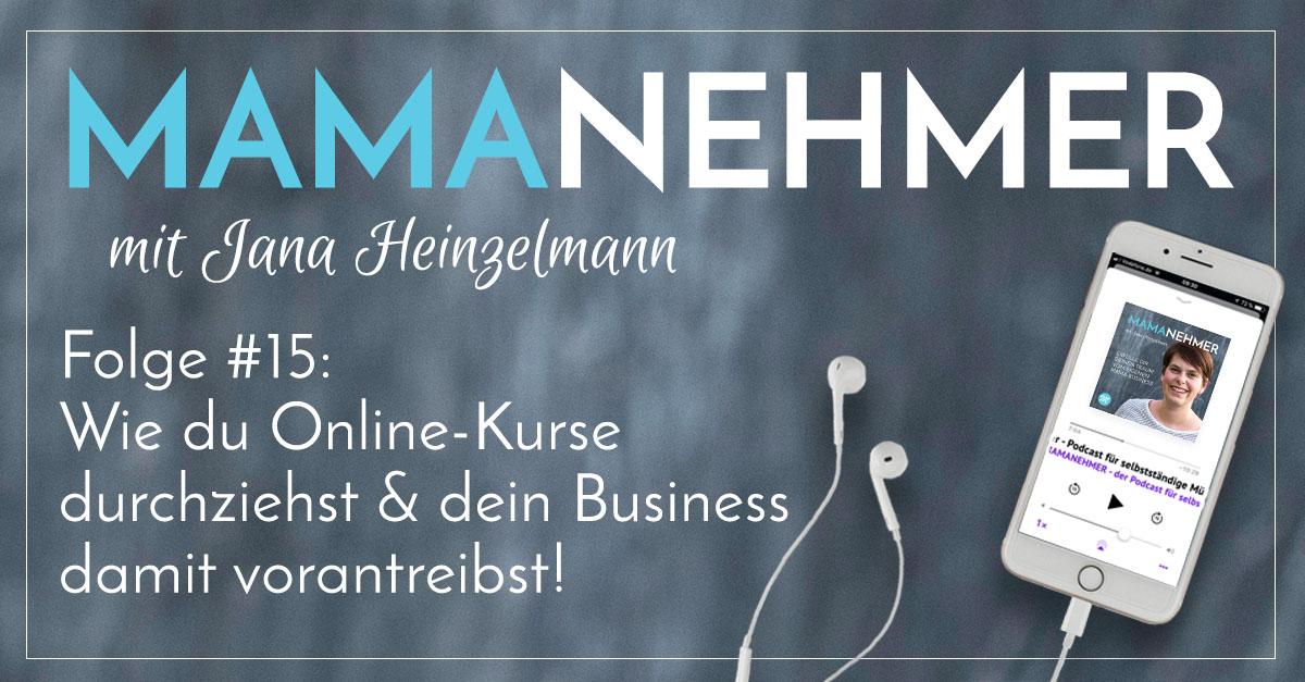 #015 Online-Kurse durchziehen FB