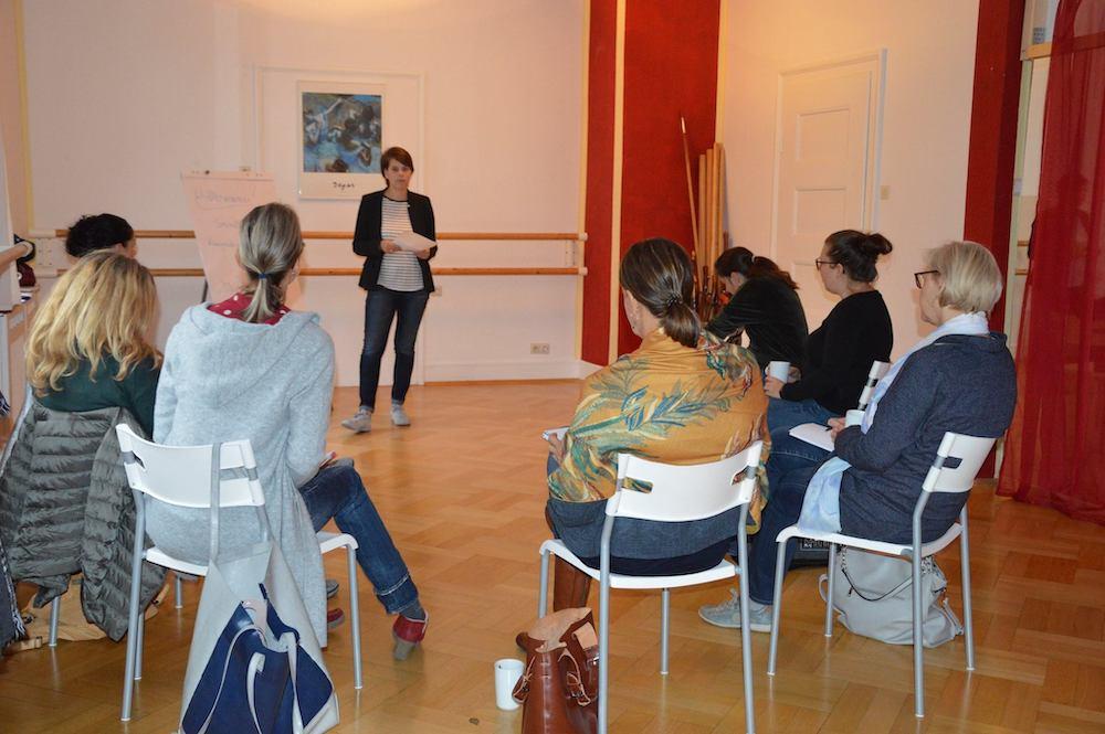Jana Heinzelmann von Mamanehmer als Speaker