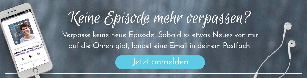 Mamanehmer Podcast NL Anmeldung