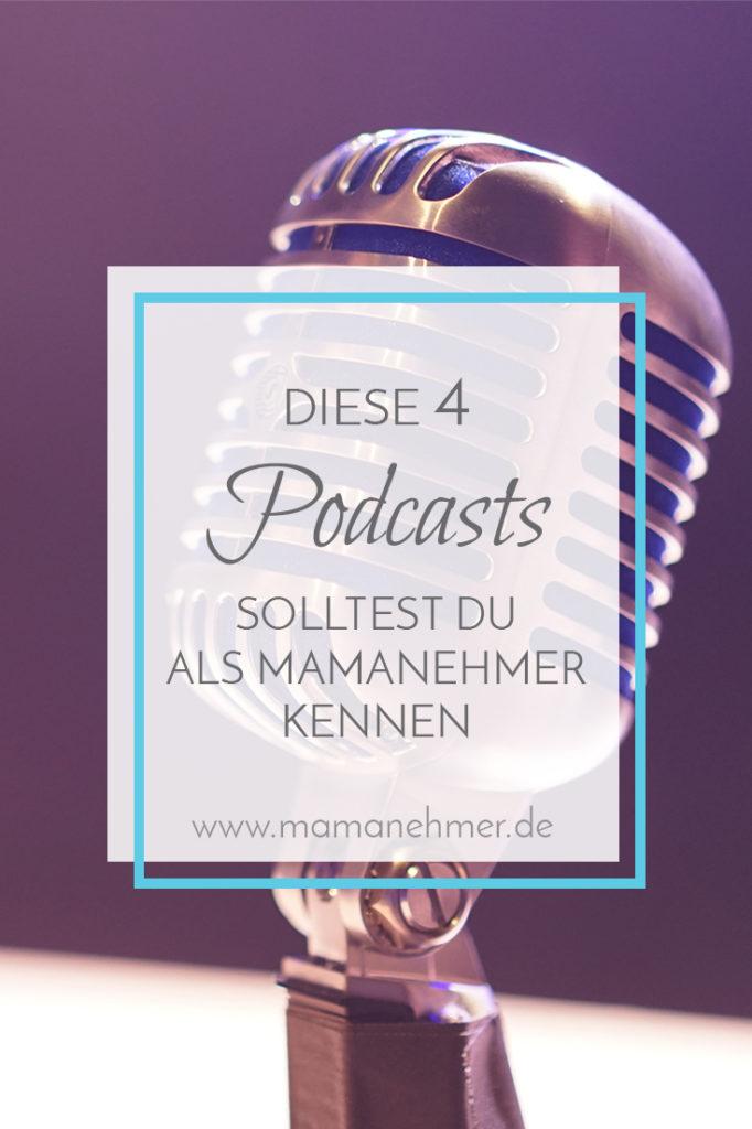 Podcasts für selbstständige Mamas: Diese 4 Business-Podcasts solltest du als Mamanehmer auf jeden Fall kennen. Ich stelle dir in dieser Podcast-Folge 4 Podcasterinnern vor, die dir zeigen, wie du dein Business auf weibliche Art und Weise führst! #Mamanehmer #MompreneurDE #SelbstständigeMama #MamaBusiness