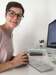 Mamanehmer Interview mit Julia Kuehner - Webdesign
