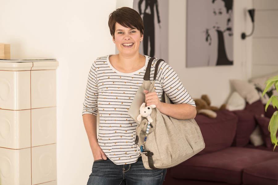 Mamanehmer Mary Poppins Tasche - Wickeltasche