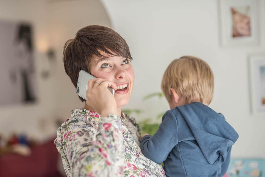 Einsamkeit ueberwinden - 10 Wege aus der Einsamkeit im Mama-Business - Mamanehmer