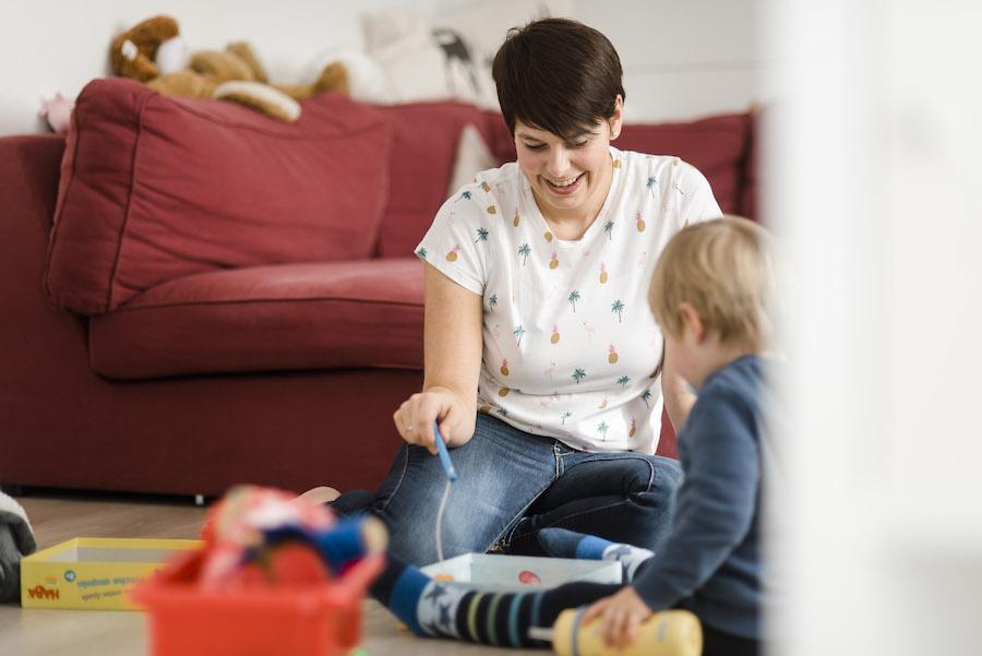 Schuldgefuehle & Versagensaengste als selbststaendige Mutter - Mamanehmer