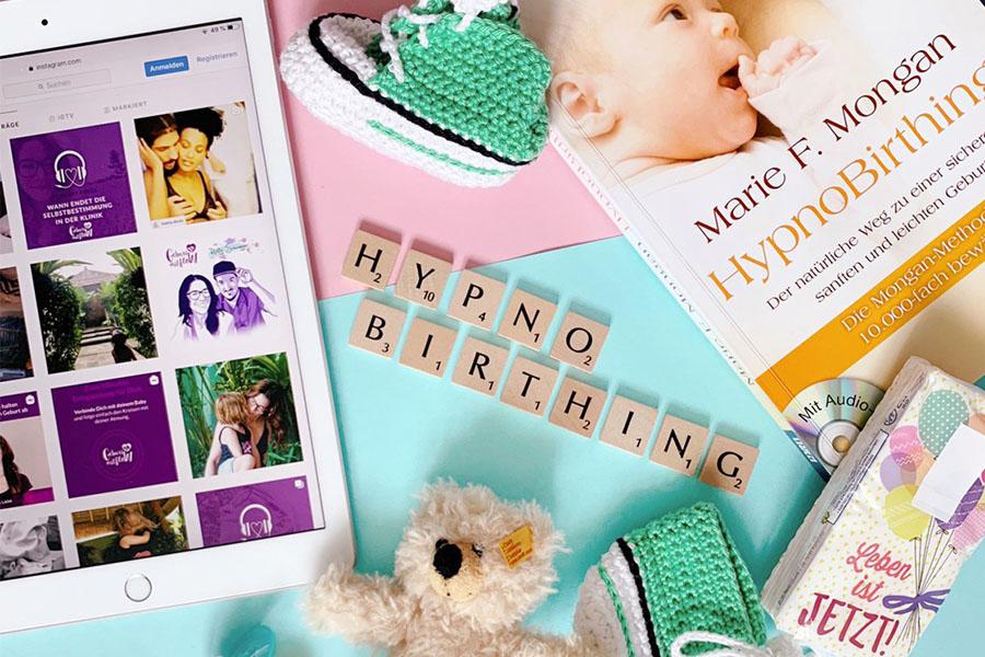 Mamanehmer Podcast Hypnobirthing Interview mit Jenny von Geburt mit Flow Hypnobirthing