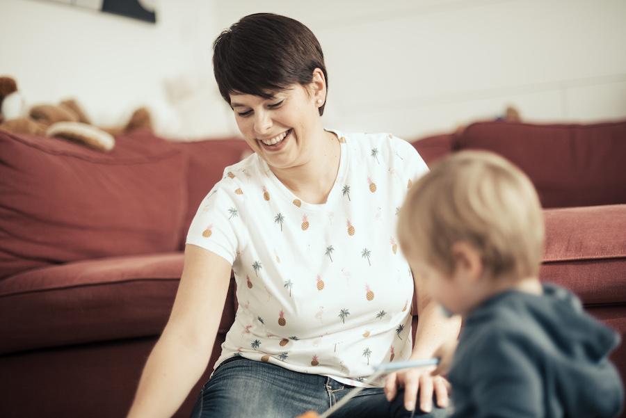 Was waere wenn du nur Vollzeit-Mama waerst - Ohne Mama-Business - Mamanehmer