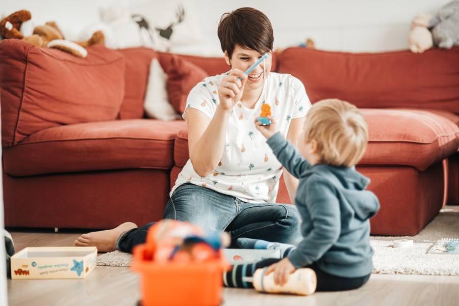 Mamanehmer Quarantaene und Selbststaendigkeit - Wie vereinbar