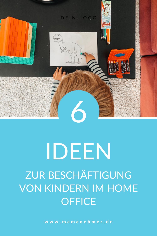 Beschäftigung für Kinder – 6 Ideen, wie du dein Kind jetzt zu Hause beschäftigen kannst und 4 Instagram-Accounts für noch mehr Inspiration