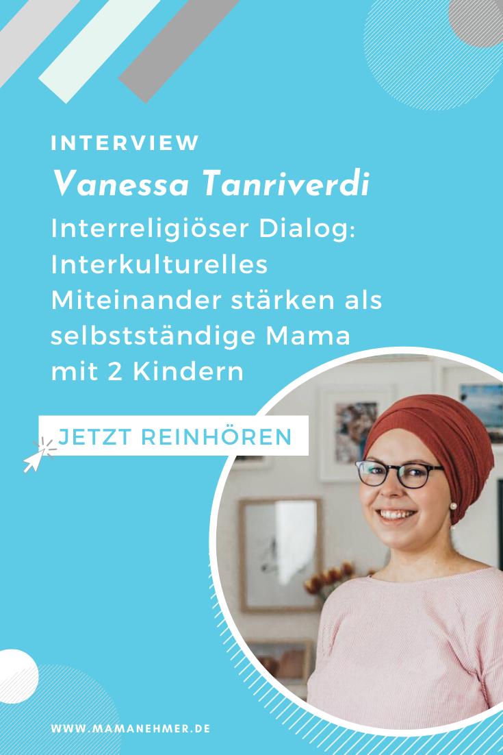 Interreligiöser Dialog: Interkulturelles Miteinander stärken als selbstständige Mama mit 2 Kindern